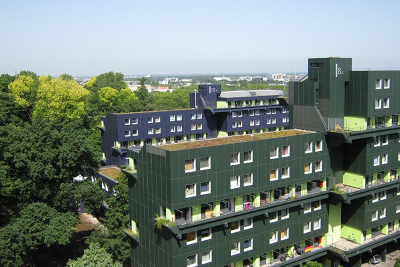 iPlan_Studentenwohnheim